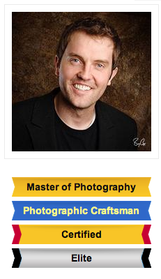 Here's how my PPA Credentials page looks now: Master, Craftsman, Certified, Elite.