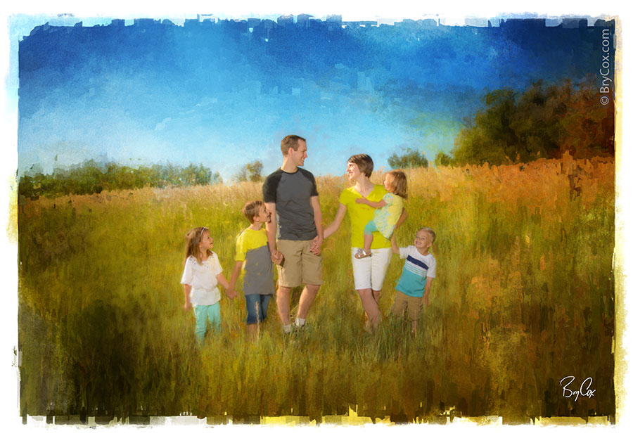 BryCoxStudio_Janet_Family_Outdoors_Paintings_001