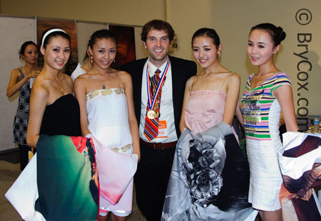 BryCox - PPA China Awards Night 8