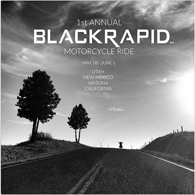 BlackRapidMotorcycle